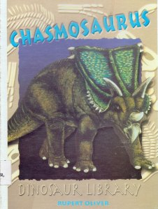 Chasmosaurus Book