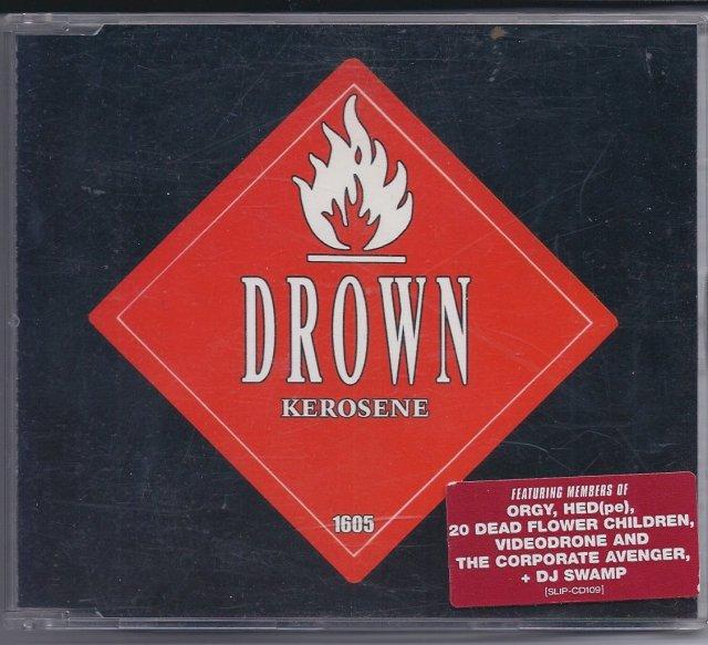 drown-keroseneEP